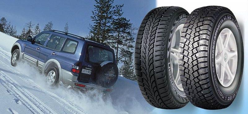 Какие шины на зиму лучше