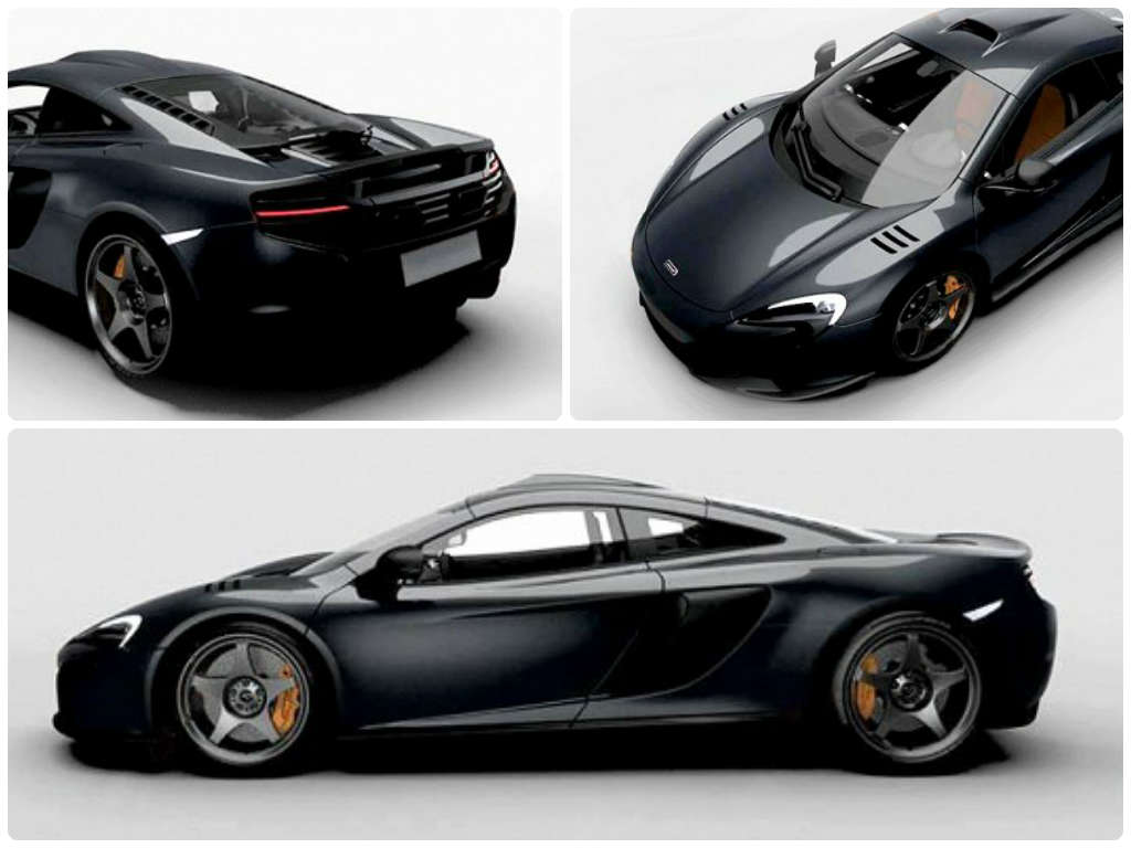 McLaren 650S Limited Edition 2015