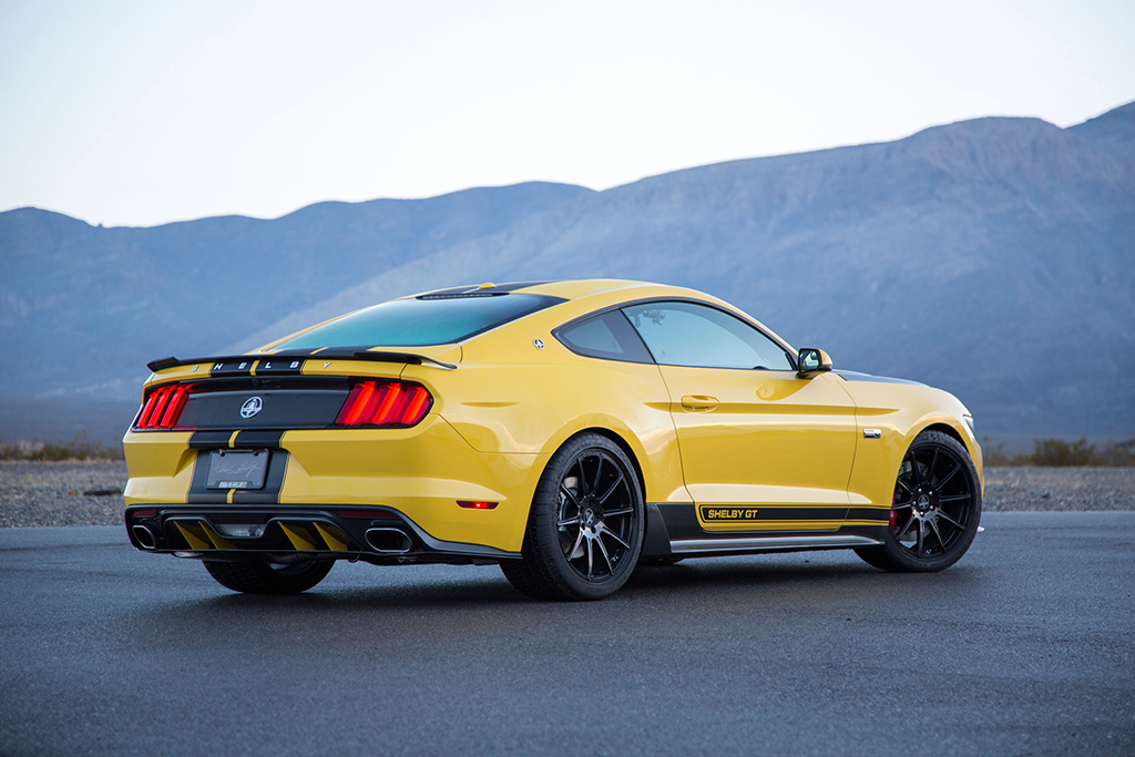 Shelby American Ford Mustang 2015