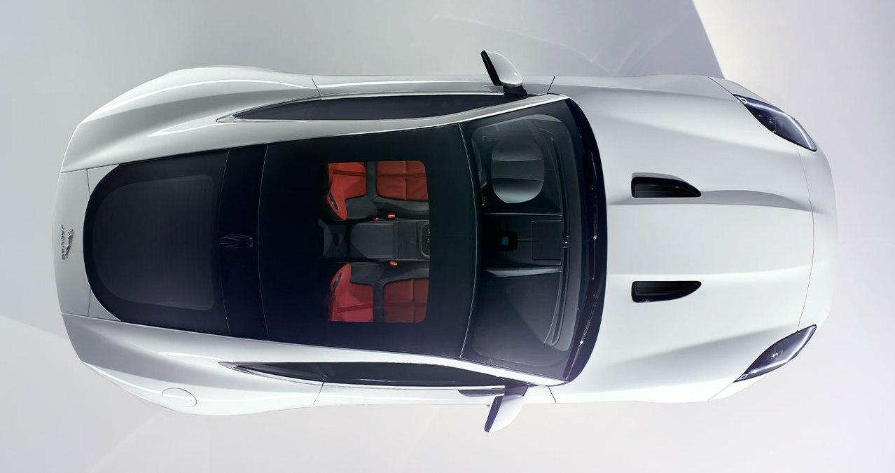 Jaguar F-Type R Coupe 2014